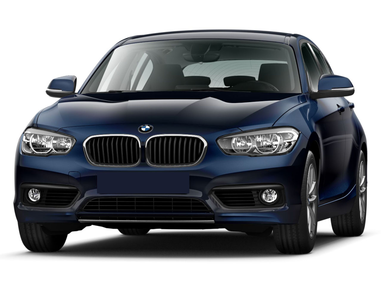 BMW 1 serie private lease 116i en 118iA
