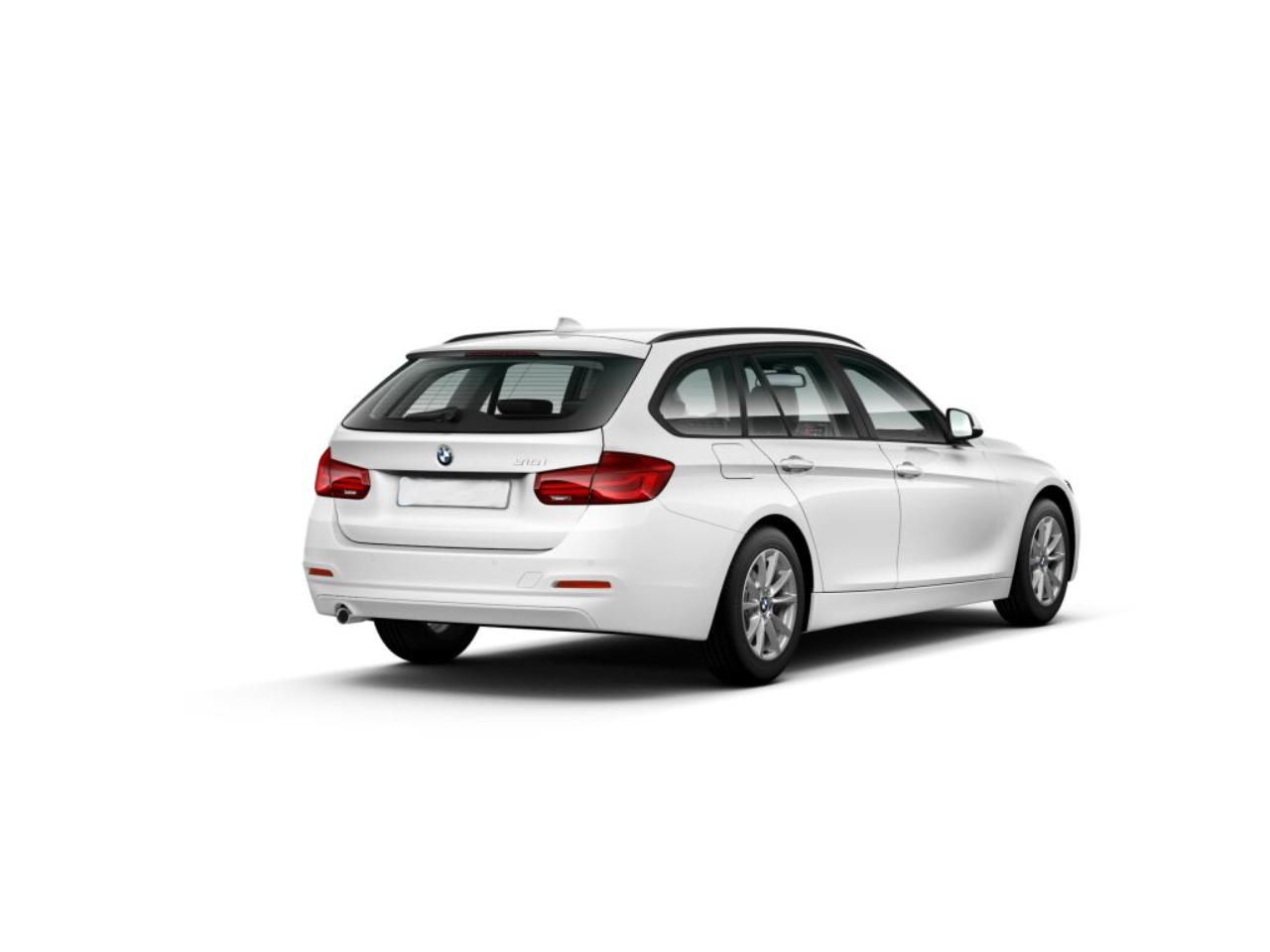 BMW 3 Serie Touring private lease Touring