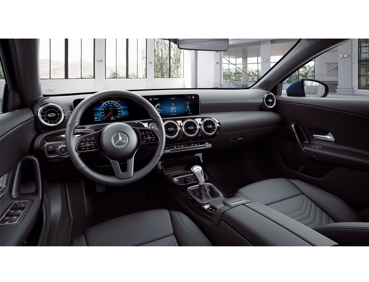 Mercedes A Klasse private lease
