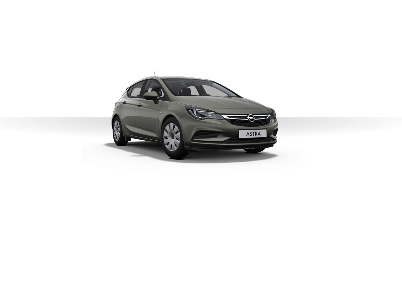 Opel Astra private lease Astra 110 pk