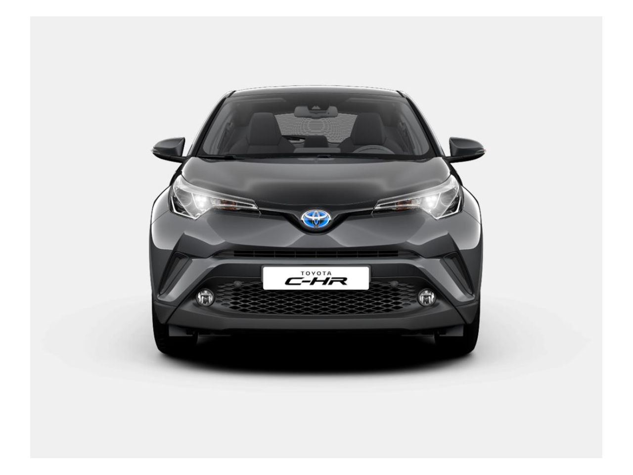 Toyota C-HR private lease C-HR 1.2 Turbo Active
