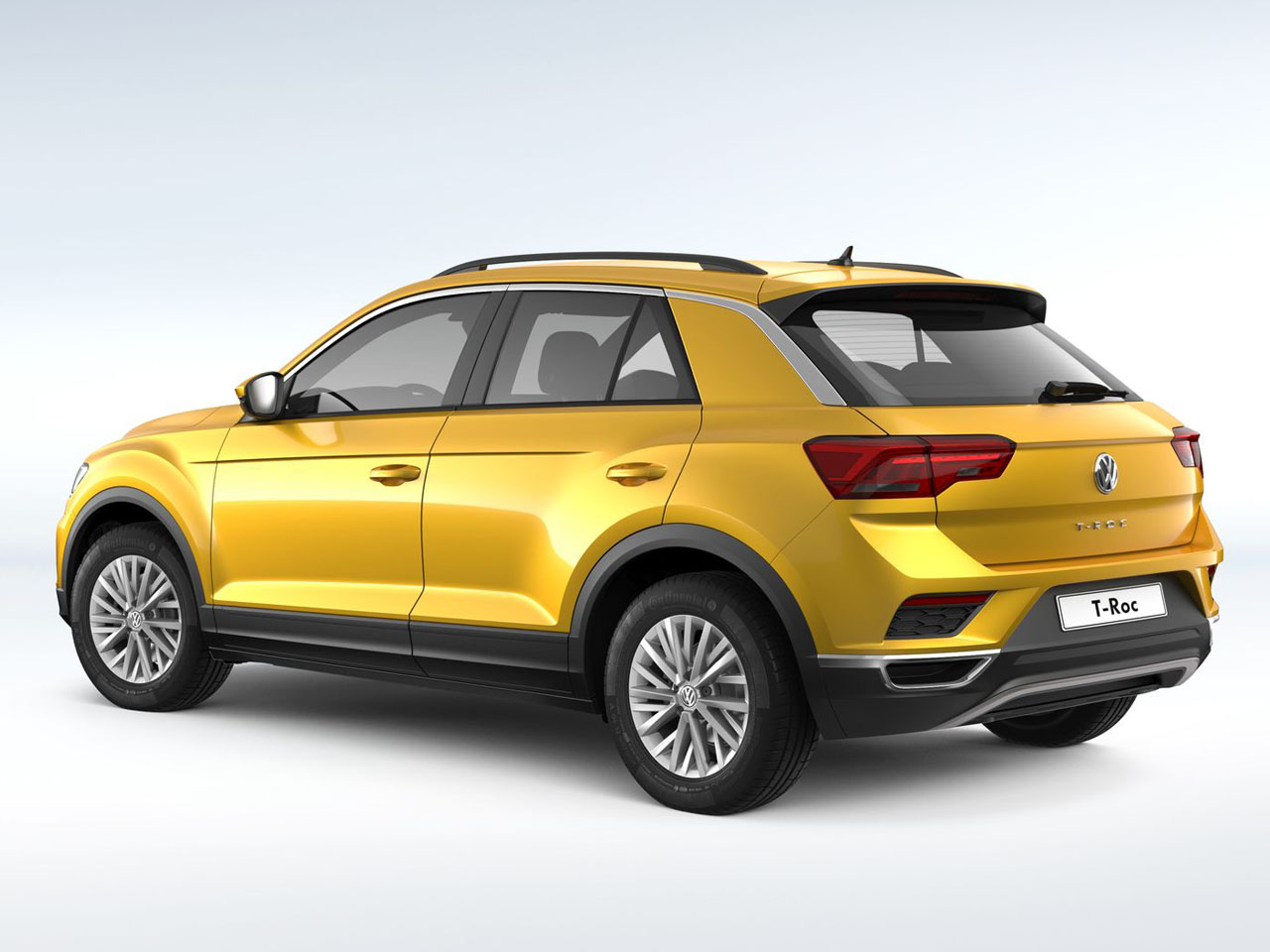 Volkswagen T Roc Private Lease Priveleasecenter