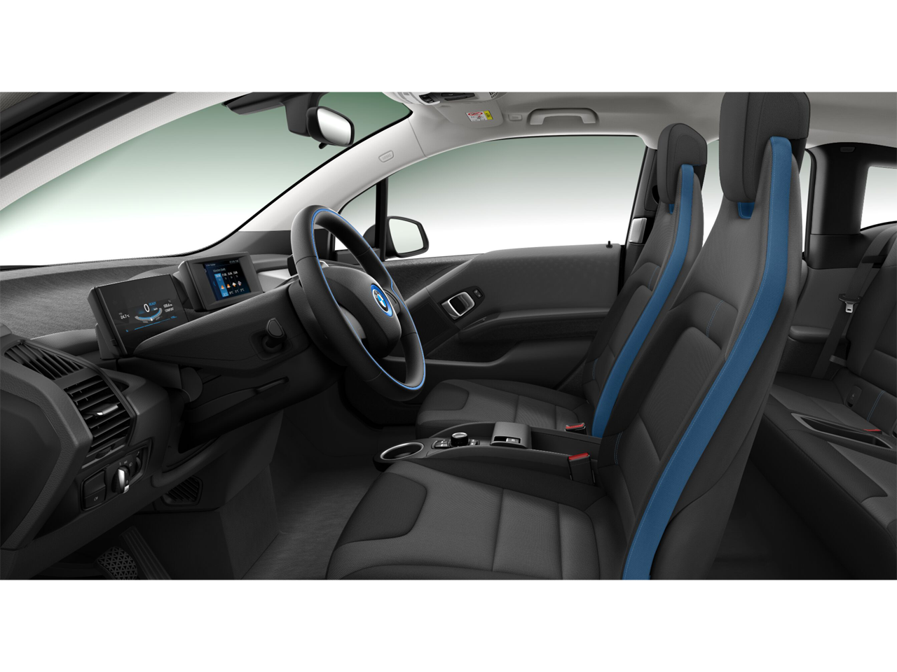 BMW i3 elektrisch private lease 125 en 135 kW/kWh