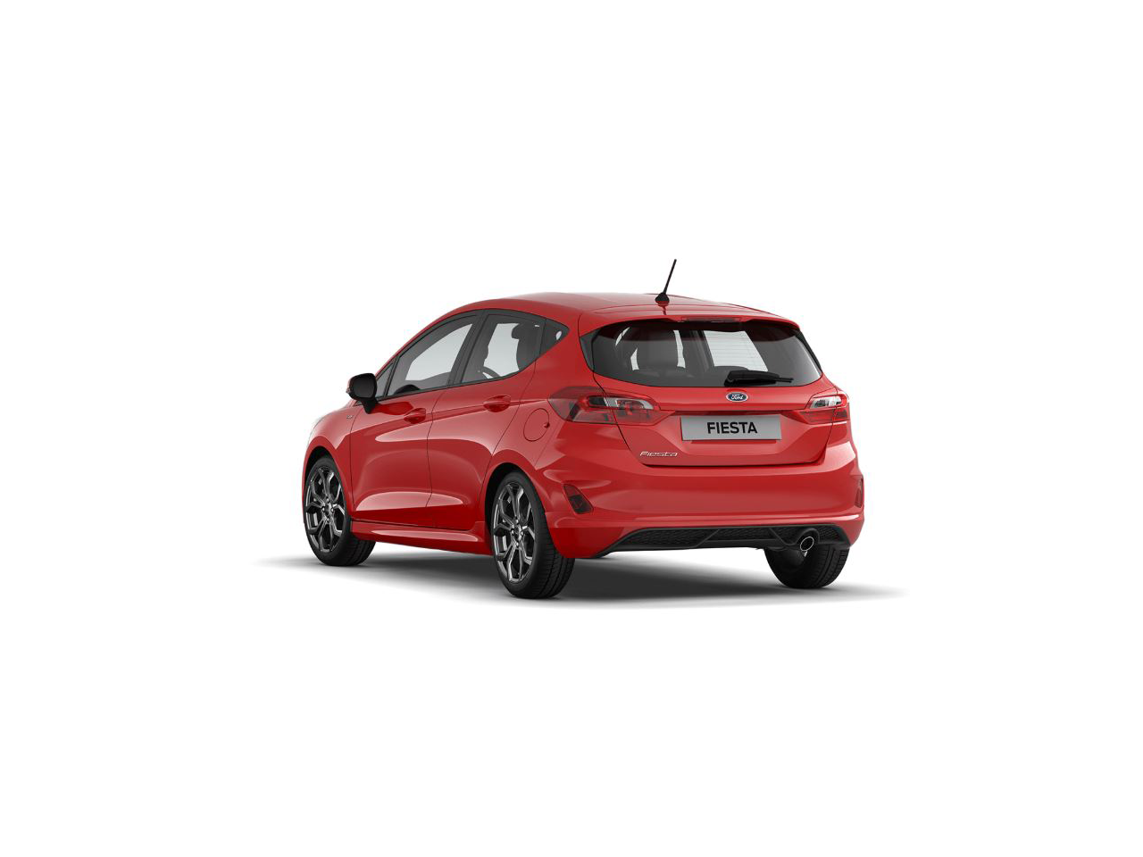 Ford Fiesta ST-Line private lease ST-Line