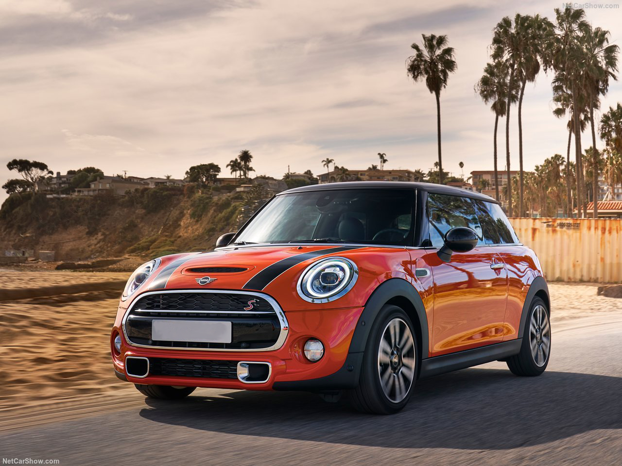 Mini 3-deurs private lease One