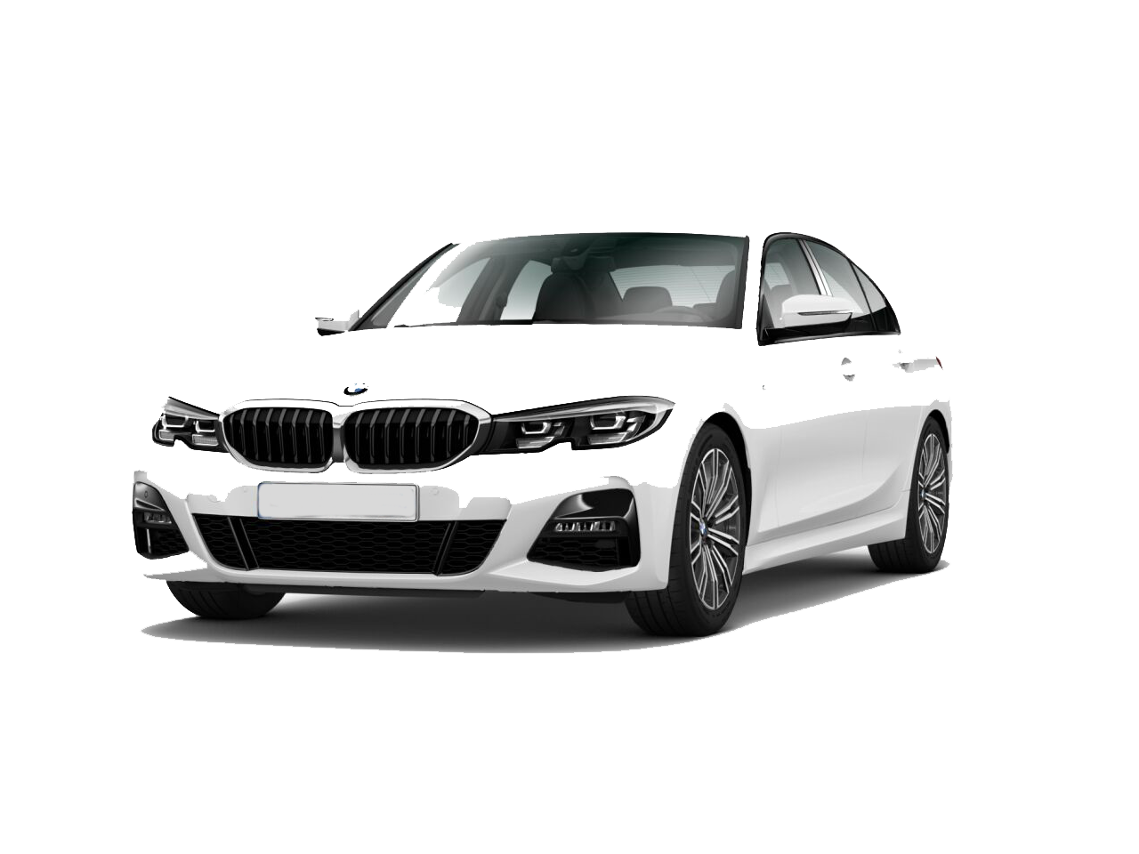 BMW 3 serie private lease Executive Edition