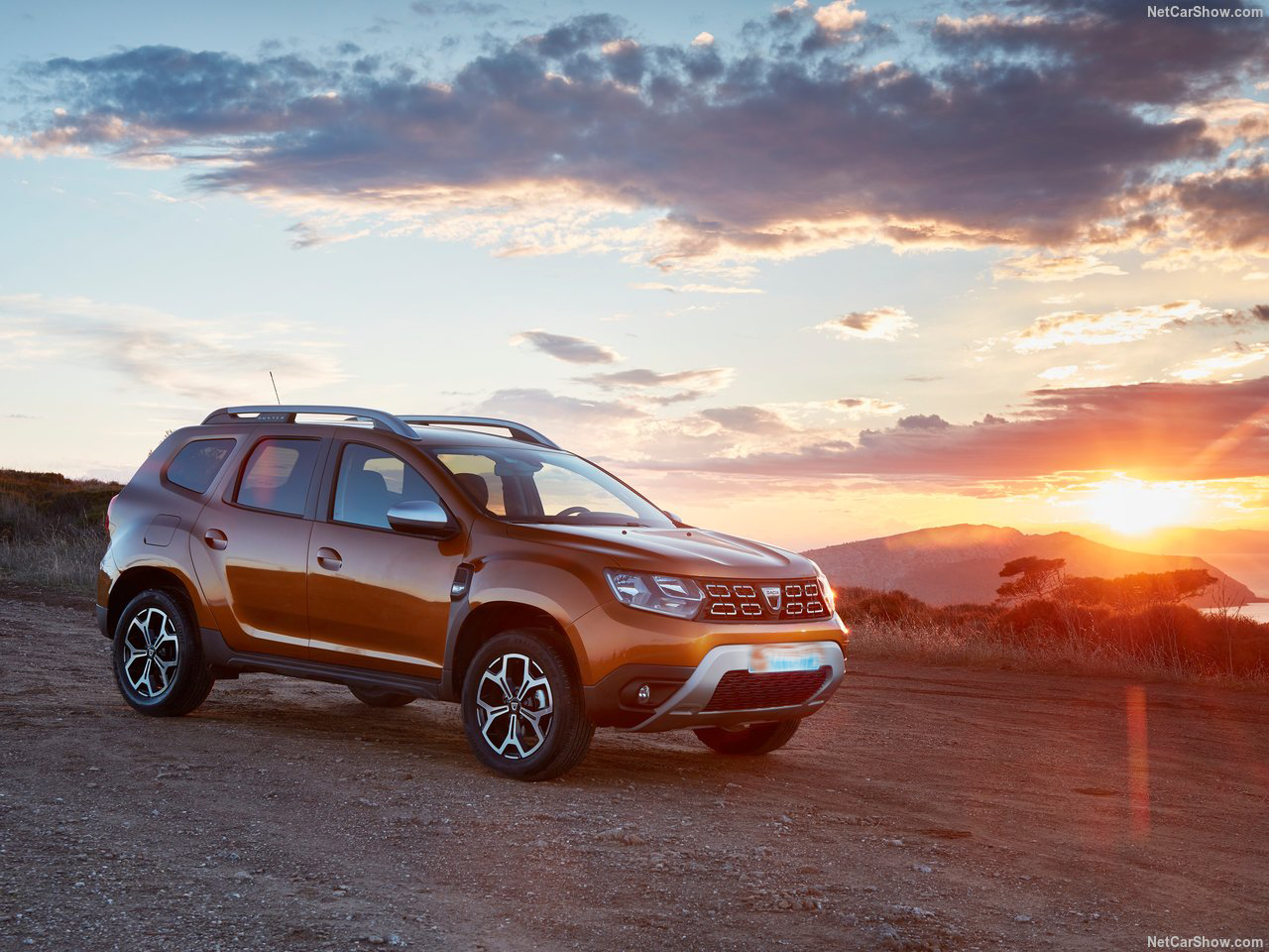 Dacia Duster private lease 1.3 TCe GPF 96kW 4x2 Comfort