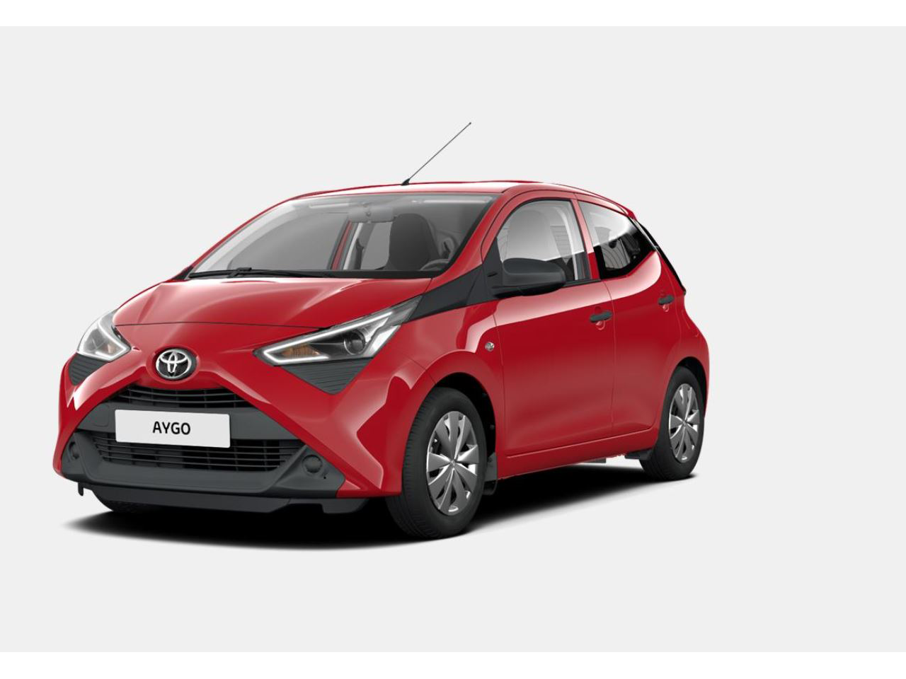 Toyota Aygo private lease Aygo 1.0