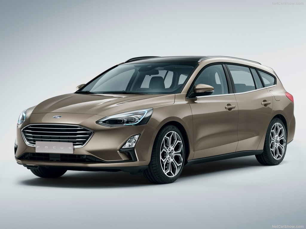 Ford Focus Wagon Automaat private lease 1.0 125pk Benzine Automaat
