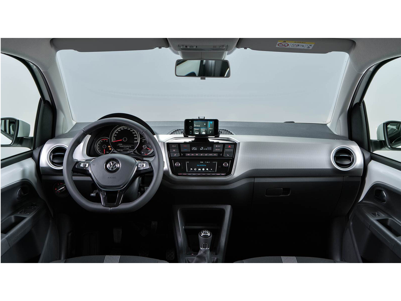 Volkswagen Up private lease Move UP