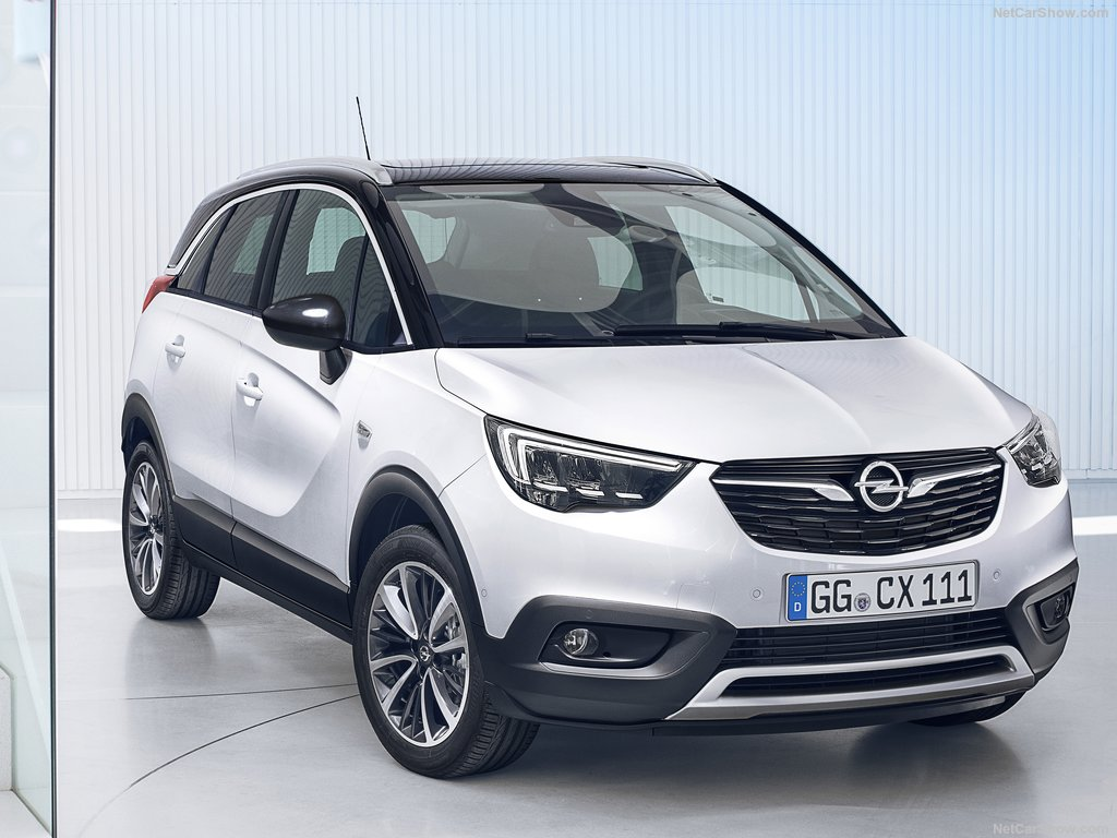 Opel Crossland X private lease Crossland X