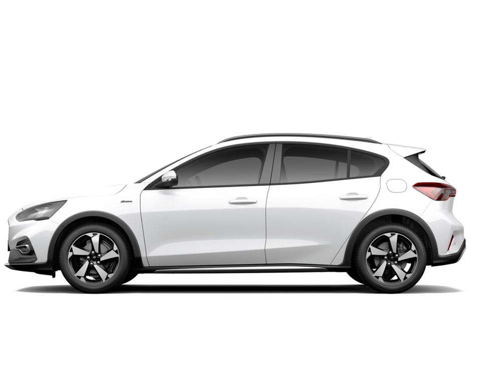 Ford Focus Wagon Active private lease 1.0 100pk Benzine