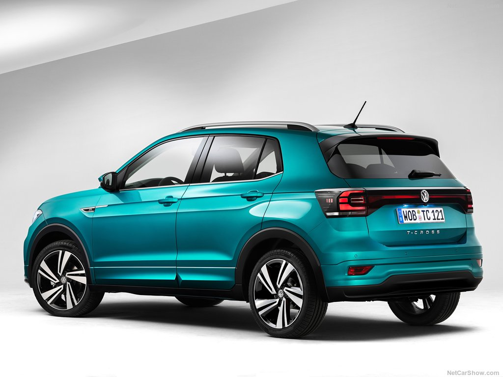 Volkswagen T-Cross private lease T-Cross 70kw Life