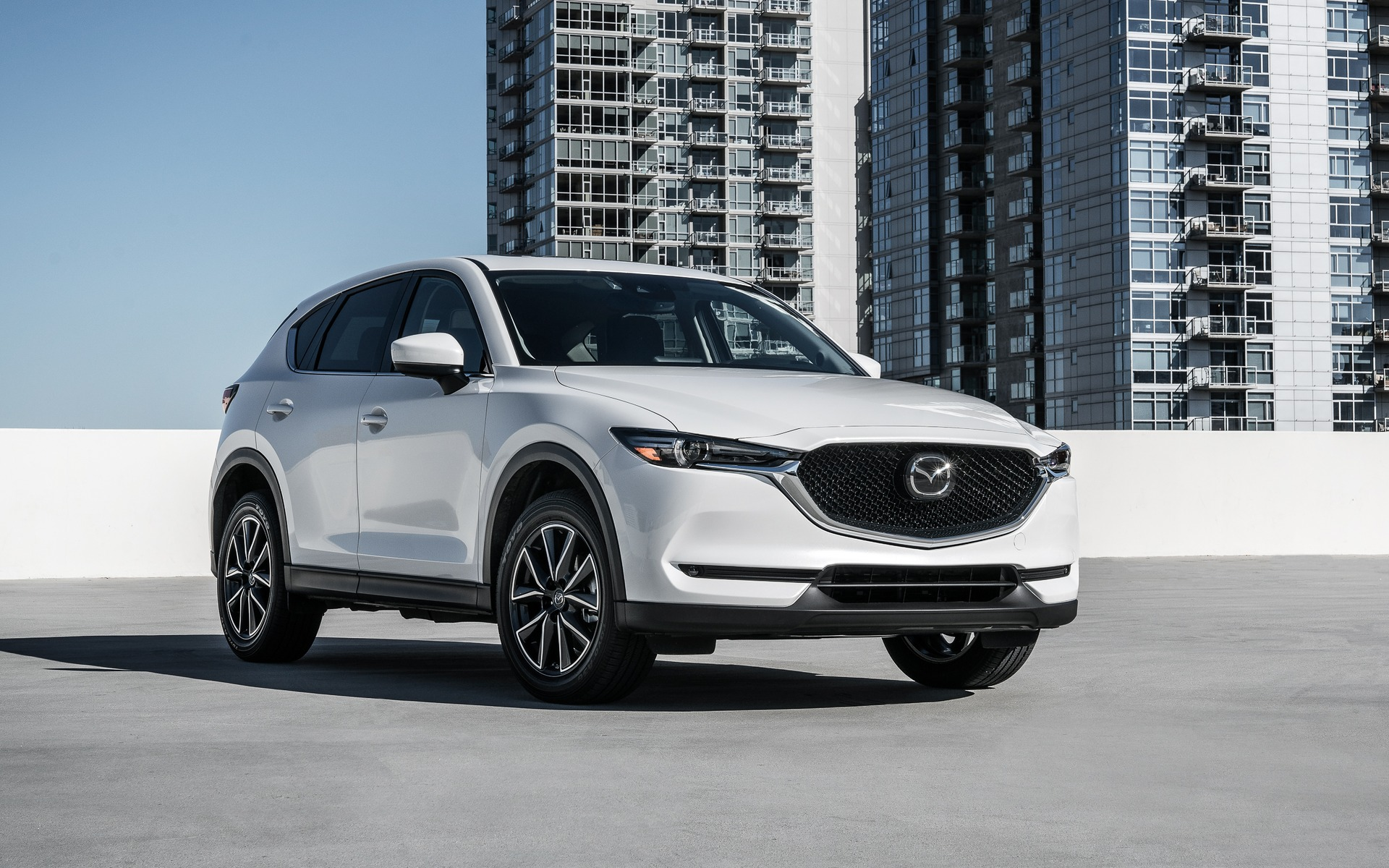 Mazda CX-5 private lease CX-5 2.0 skyactiv-G 121kW Comfort