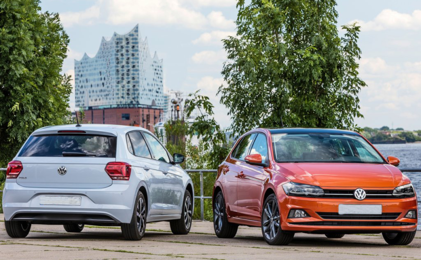 Volkswagen Polo - Comfortline (met gratis Executive Pack!)