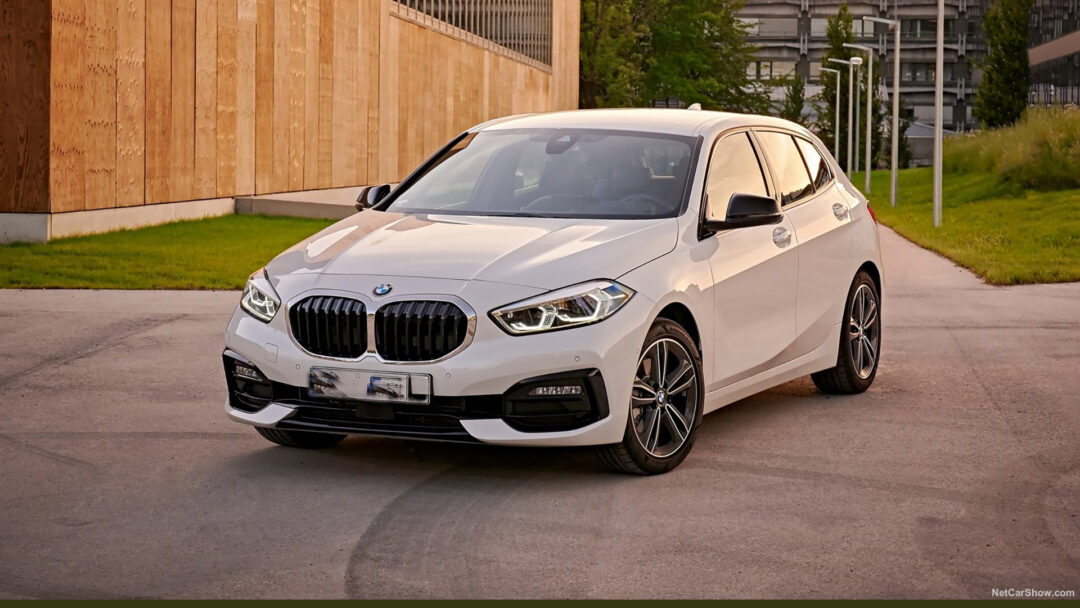 BMW 1 private lease