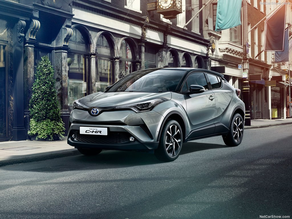 Toyota C-HR Hybride private lease