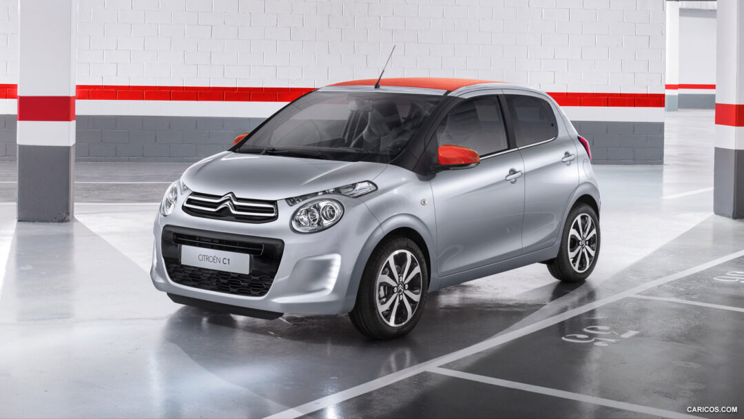 Citroën C1 private lease