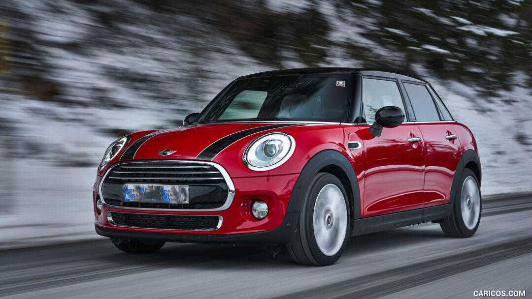 Mini Cooper private lease