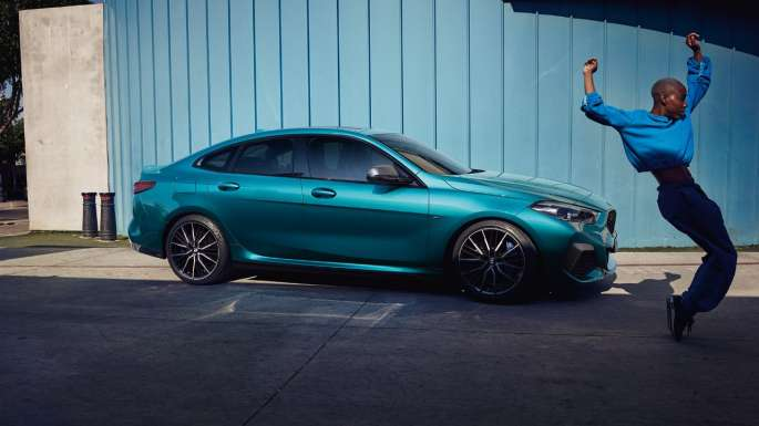 BMW 2 Serie Gran Coupe private lease