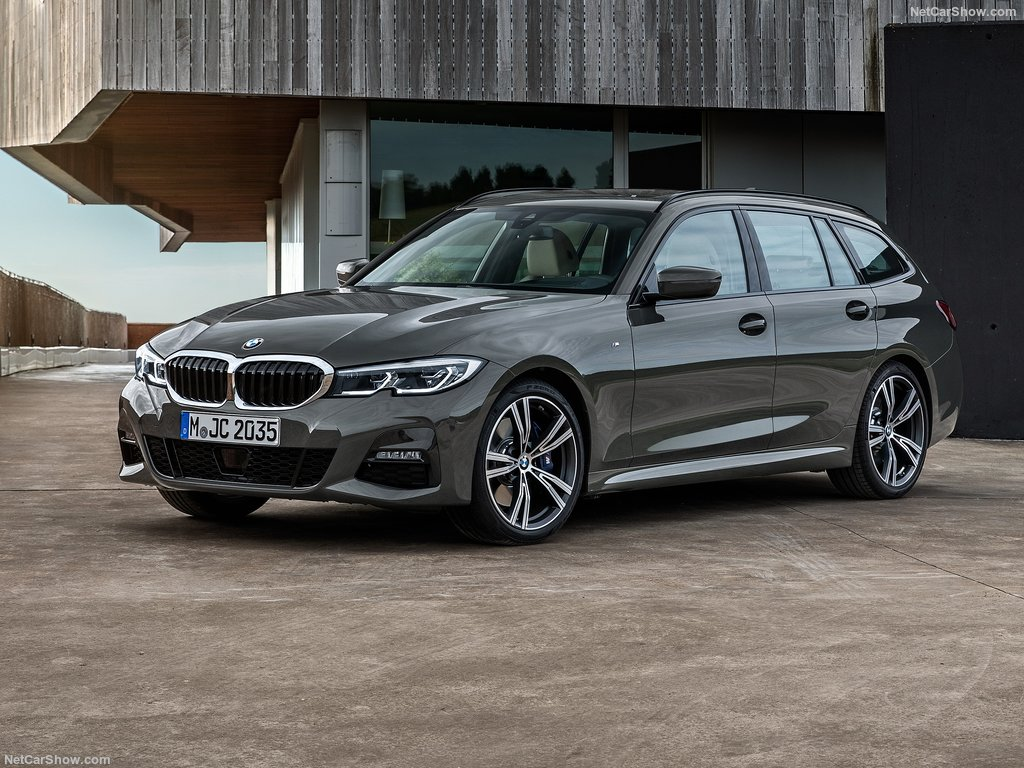 BMW 3 Serie Touring private lease