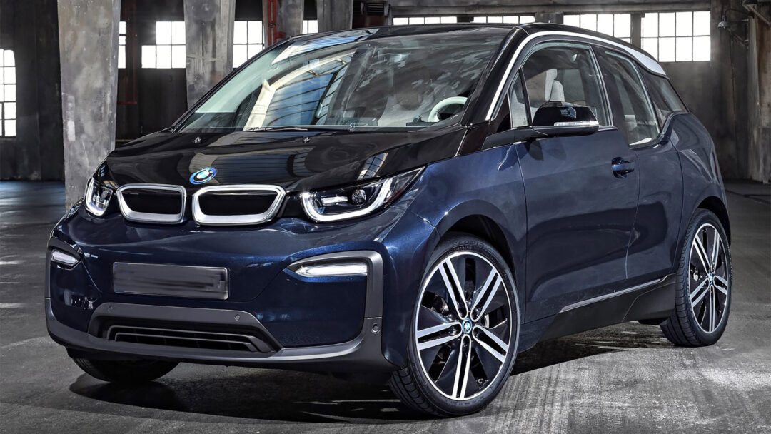 BMW i3 elektrisch private lease