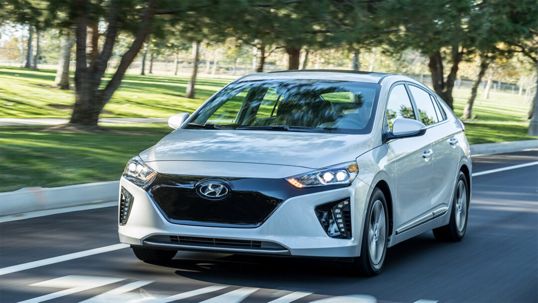 Hyundai IONIQ Electric private lease