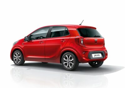 Kia Picanto private lease new back site