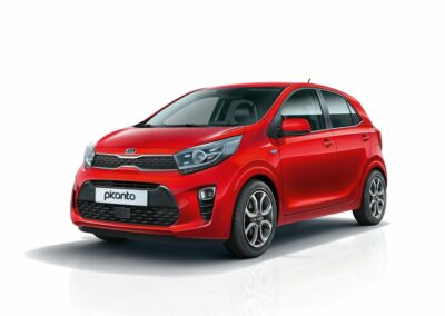 Kia Picanto private lease new front site