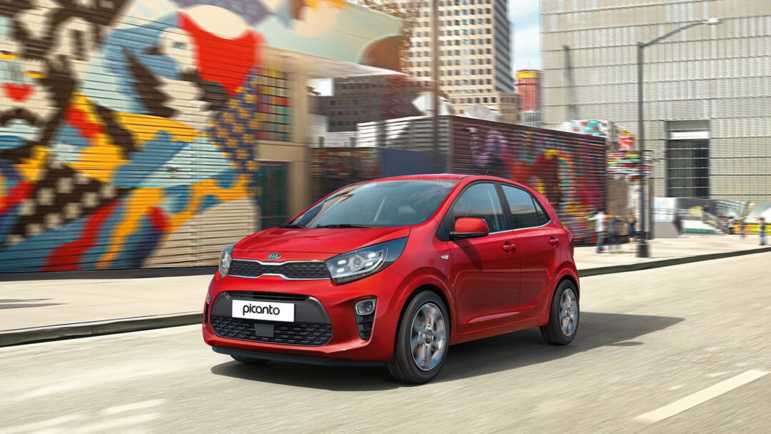 Kia Picanto private lease