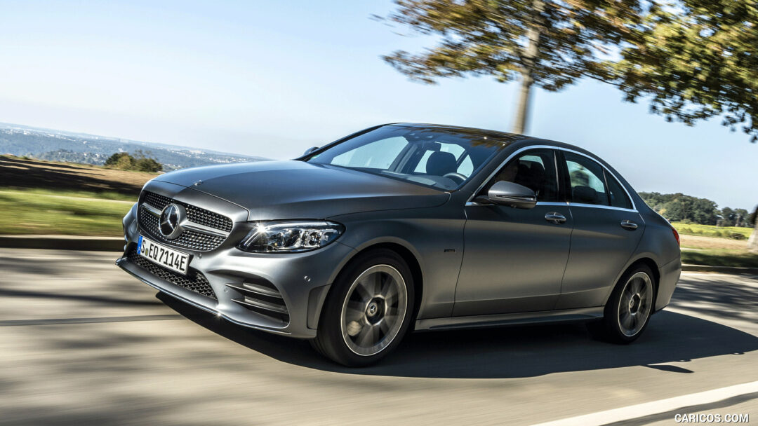Mercedes C-Klasse private lease
