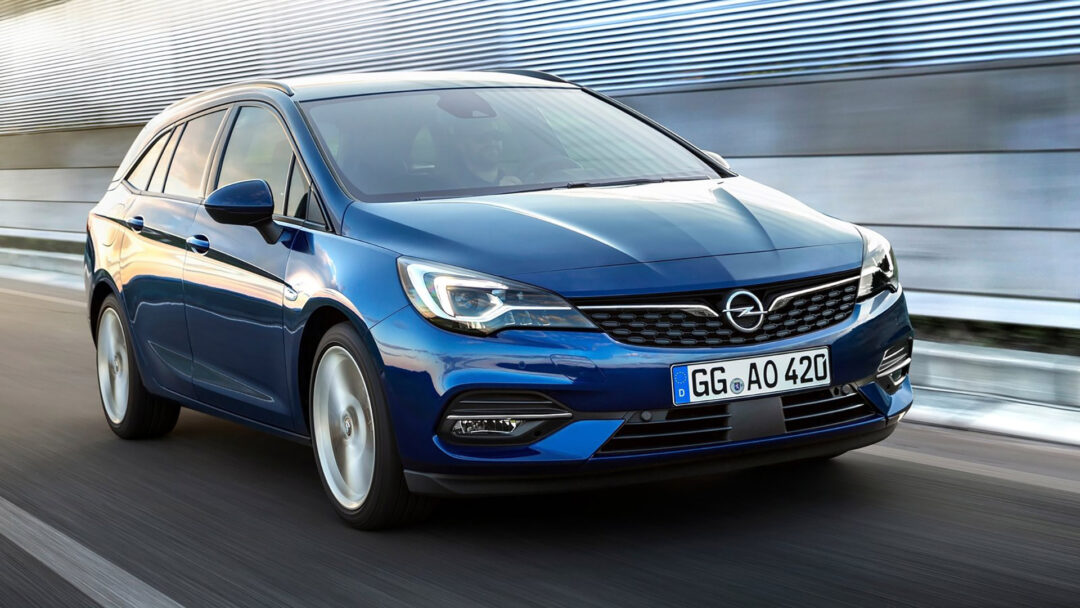 Opel Astra Sports Tourer private lease