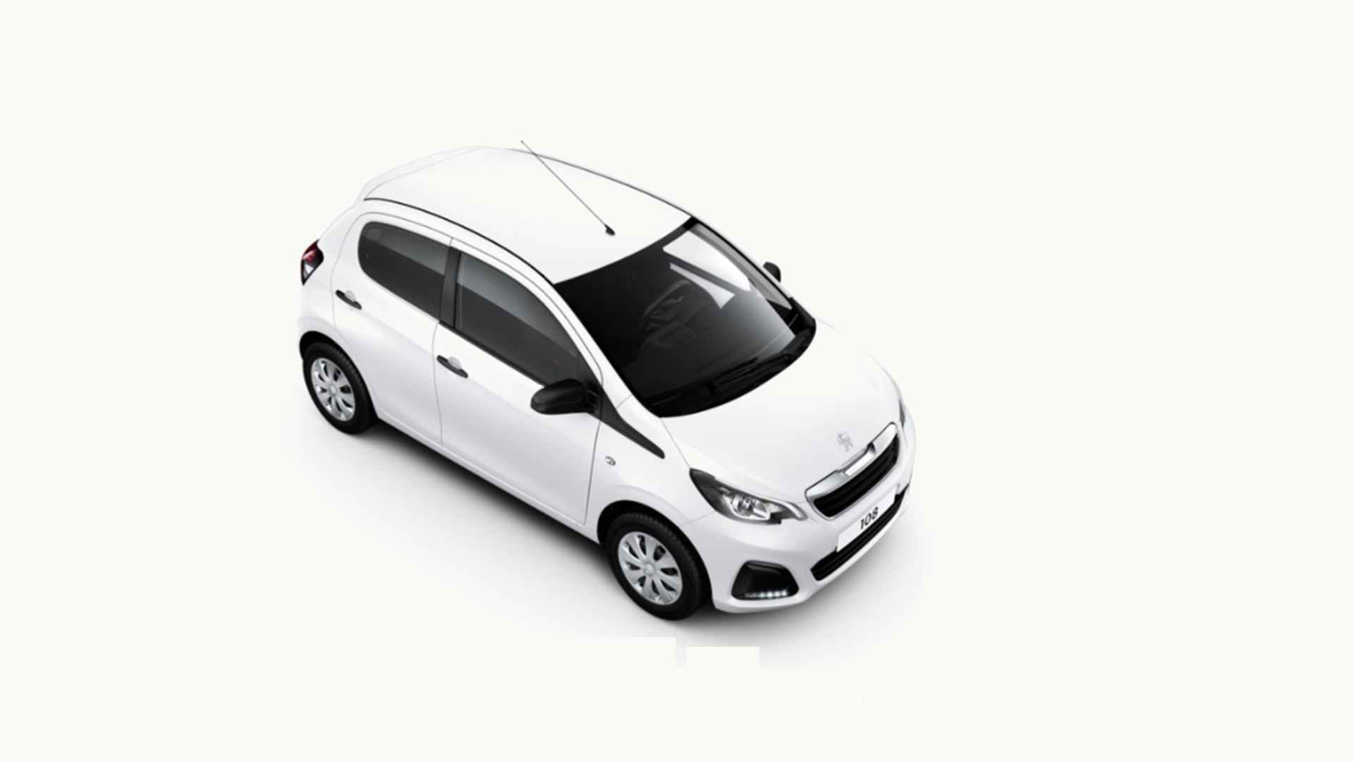 Peugeot 108 private lease 108 Active