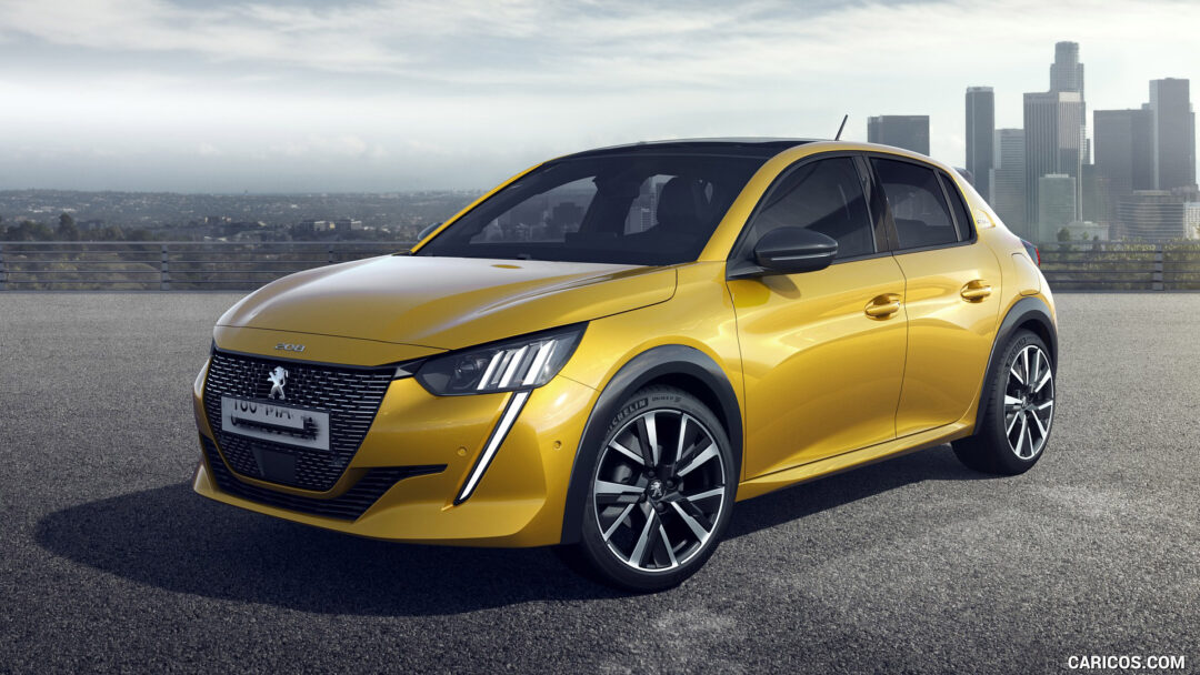 Peugeot 208 prive lease