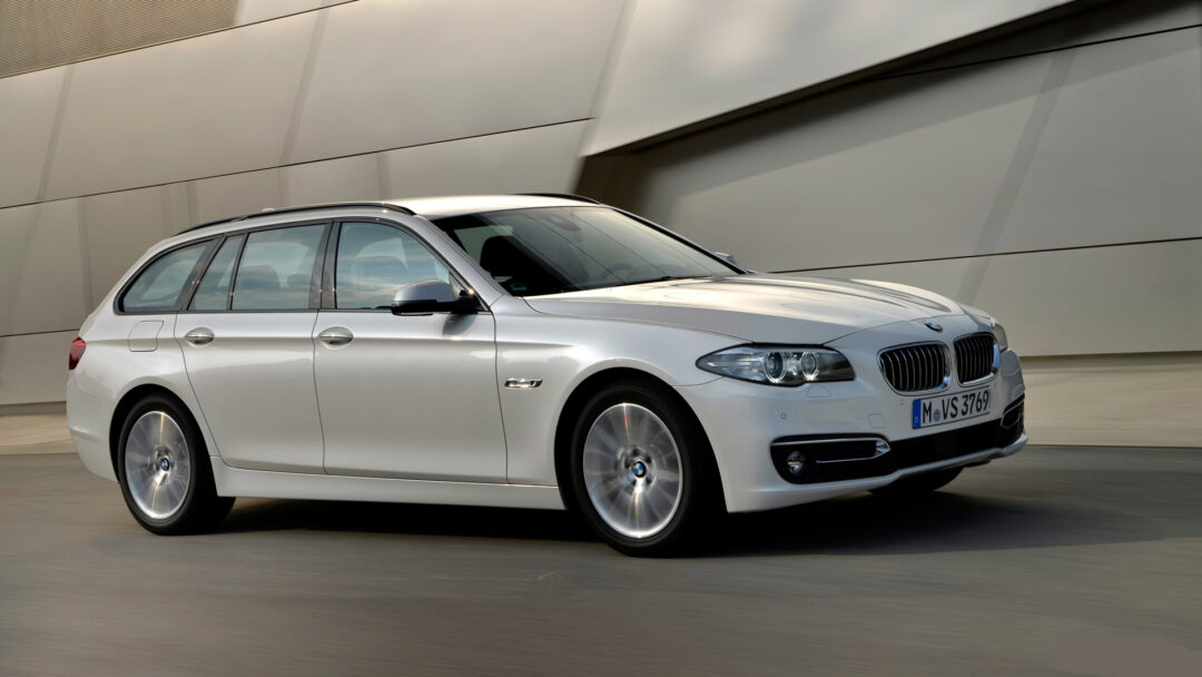 BMW 5 Serie Touring private lease