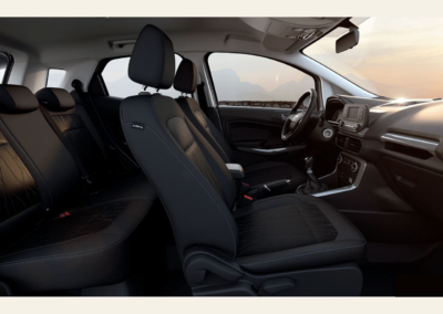Ford EcoSport private lease Interieur III