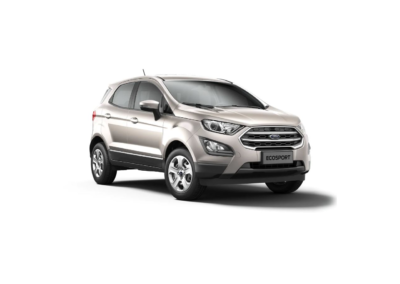 Ford EcoSport private lease front site