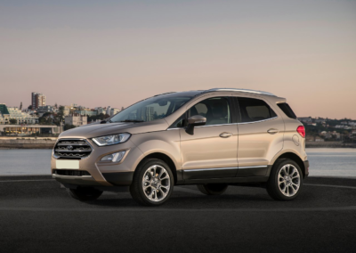 Ford EcoSport private lease header