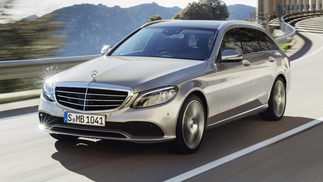 Mercedes C-Klasse Estate private lease