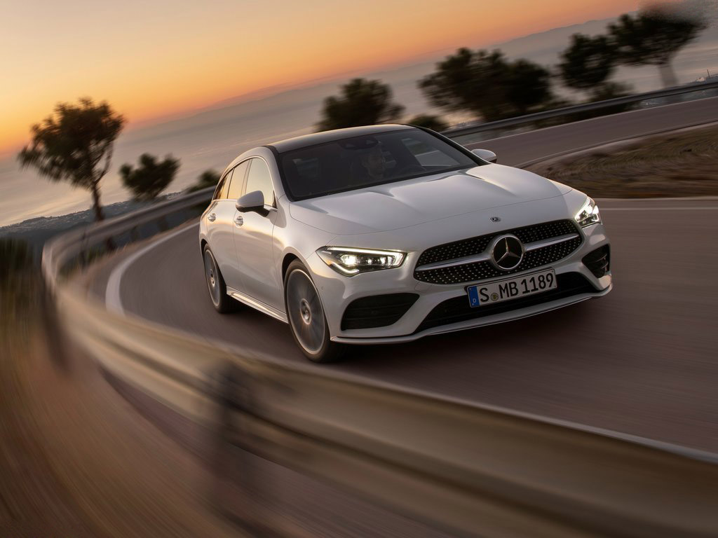 Mercedes CLA Shooting Brake private lease