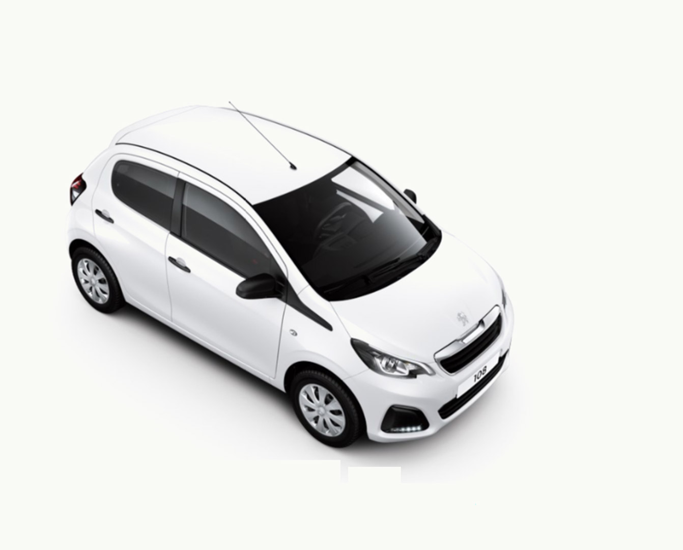 Peugeot 108 prive lease