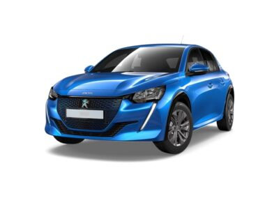 Peugeot 208 elektrisch private lease 1