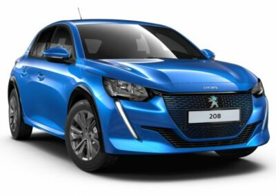 Peugeot 208 elektrisch private lease 2