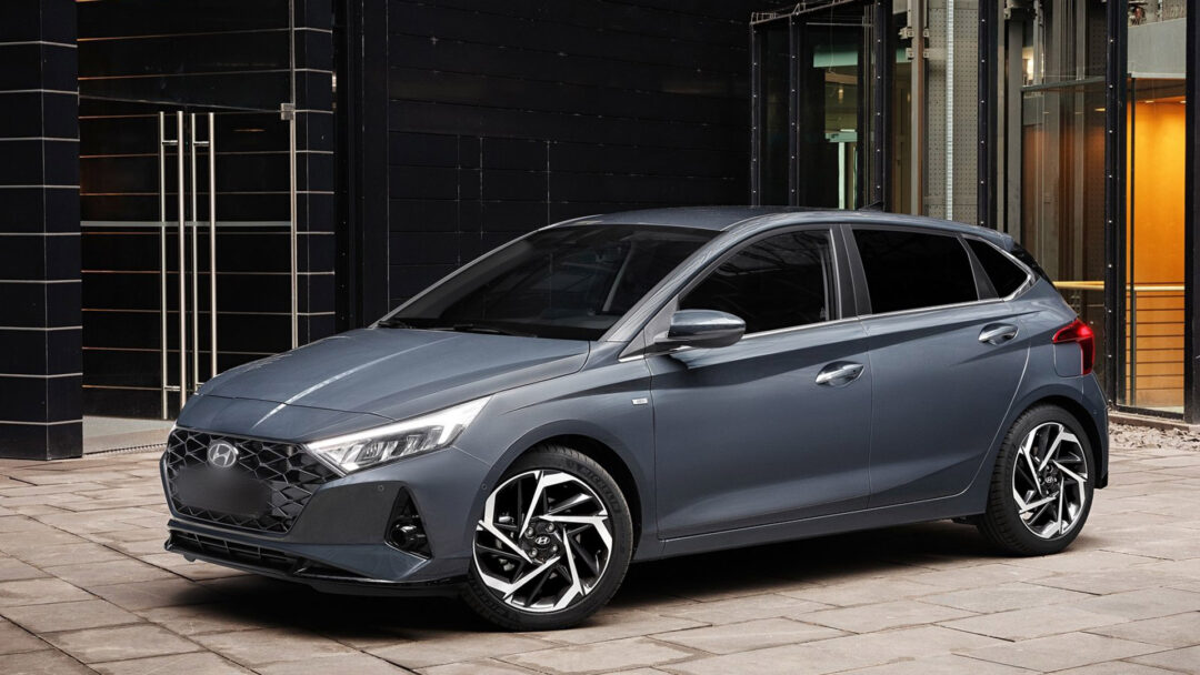 Hyundai I20 private lease
