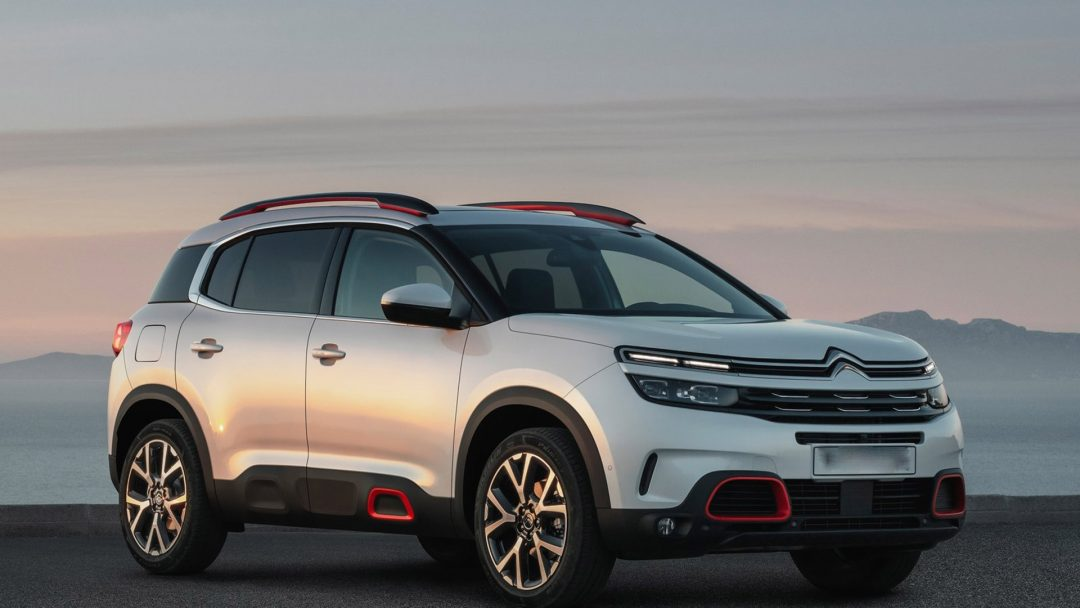 Citroën C5 Aircross private lease